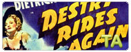 Destry Rides Again: Trailer