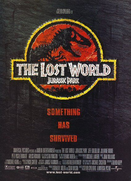 The Lost World: Jurassic Park II Poster