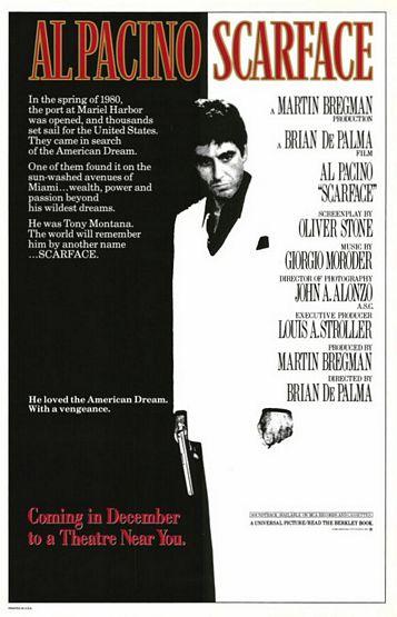 Hablemos de cine - Página 2 Scarface