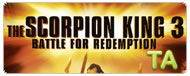 The Scorpion King 3: Battle for Redemption: Generic Interview - Selina Lo