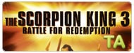 The Scorpion King 3: Battle for Redemption: Generic Interview - Bostin Christopher