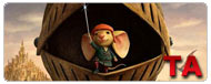 The Tale of Despereaux: Despereaux Caught Up Reading