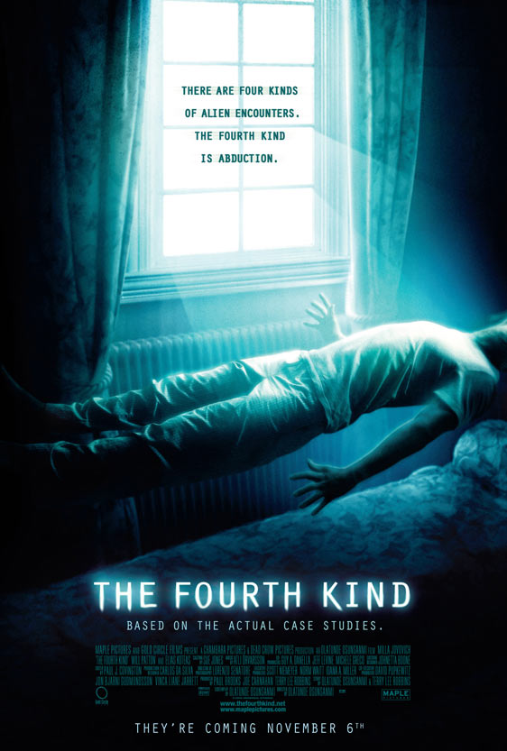 The Fourth Kind Poster