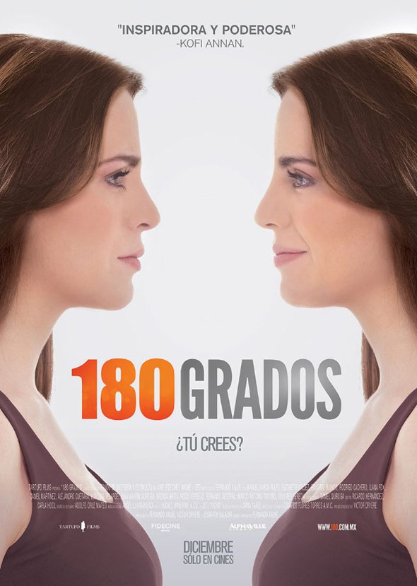 180 Degrees (180 Grados) Poster