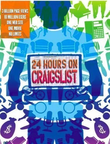 24 Hours on Craigslist Poster
