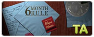 6 Month Rule: Dating Rules - Patrick J. Adams