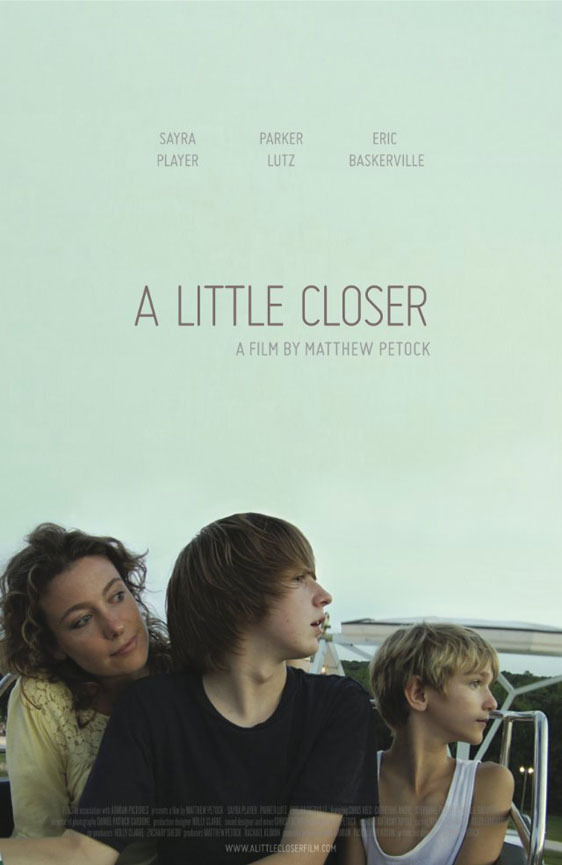 A Little Closer Poster
