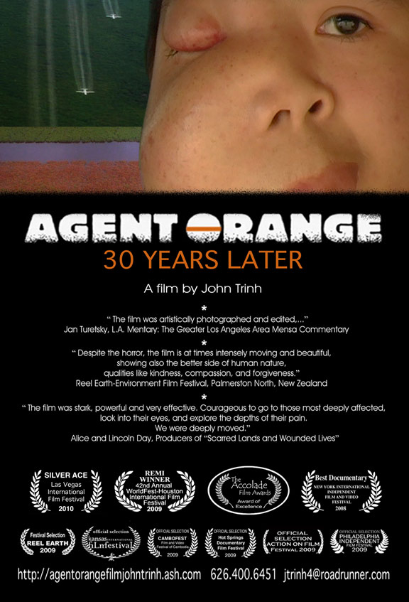 Agent Orange: 30 Years Later Poster