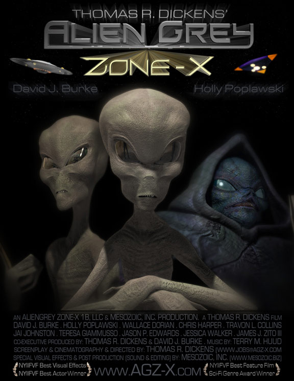 Alien Grey: Zone-X Poster