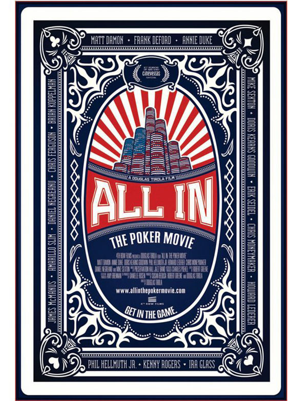 All In - The Poker Movie Poster
