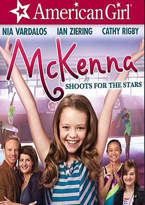 An American Girl: McKenna Shoots For the Stars Poster