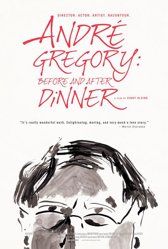 Andre Gregory: Before and After Dinner Poster