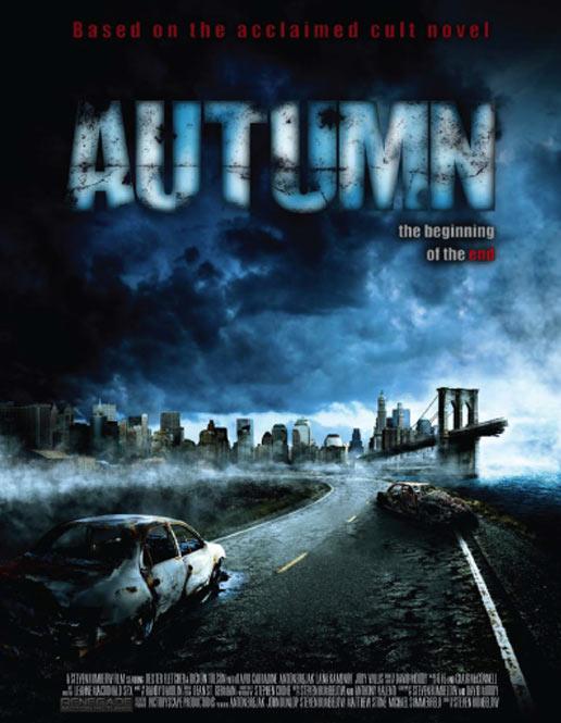Autumn : Fin du monde affiche