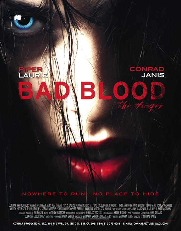 Bad Blood... The Hunger Poster