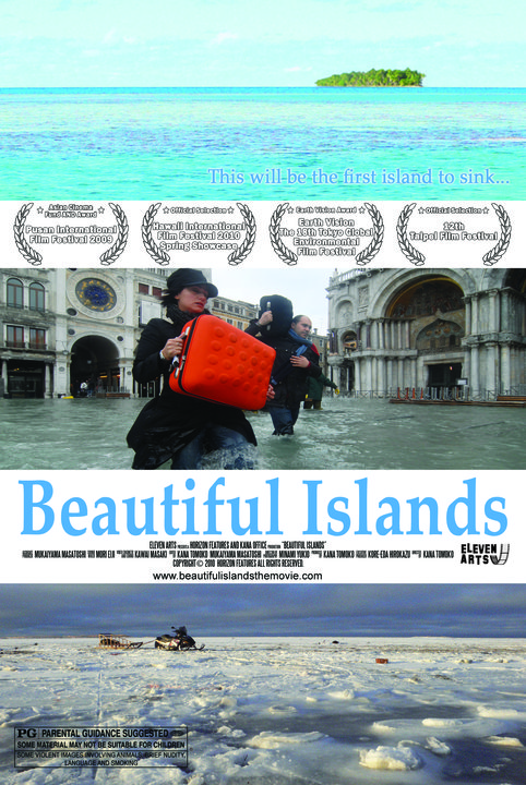 Beautiful Islands Poster