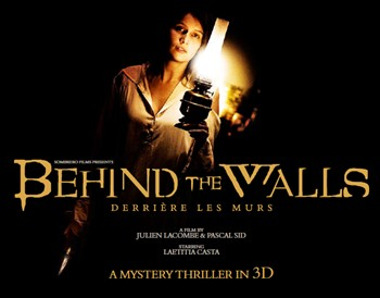 Behind The Walls (Derriere Les Murs) Poster