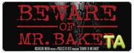 Beware Of Mr. Baker: Trailer