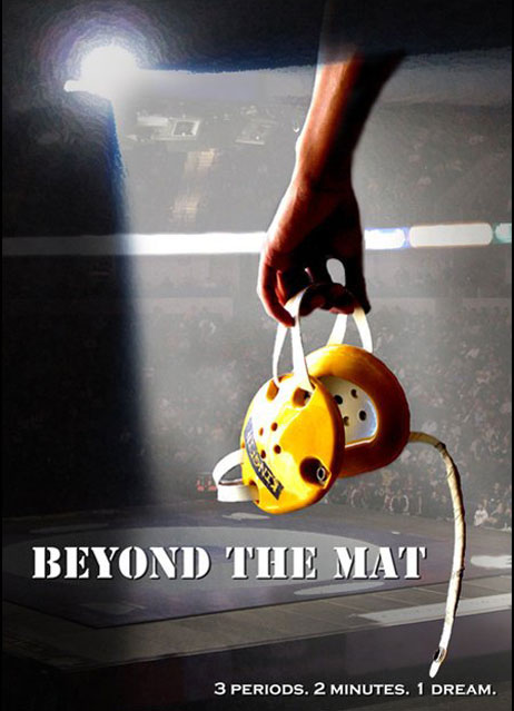 Beyond the Mat Poster
