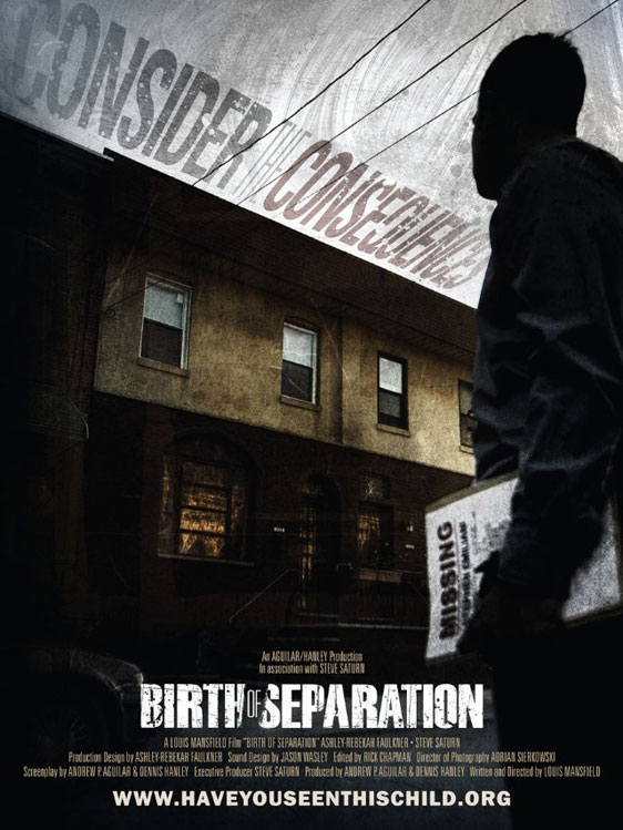 Birth of Separation Poster