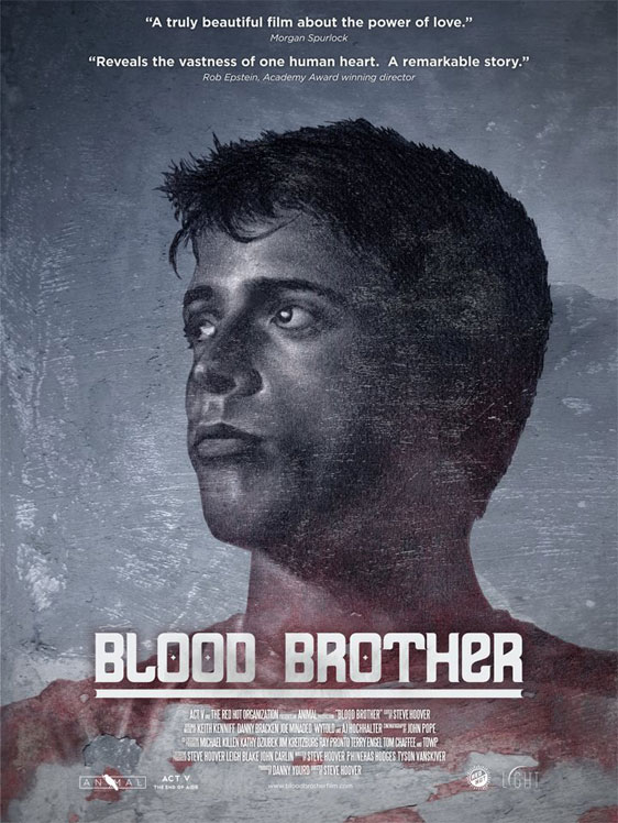 Blood Brother (2013) Poster