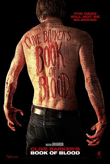 Clive Barker's Book of Blood Poster