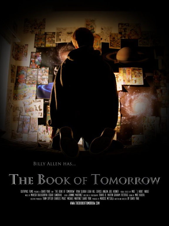 The Book of Tomorrow Poster