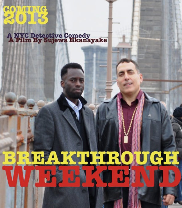 Breakthrough Weekend Poster