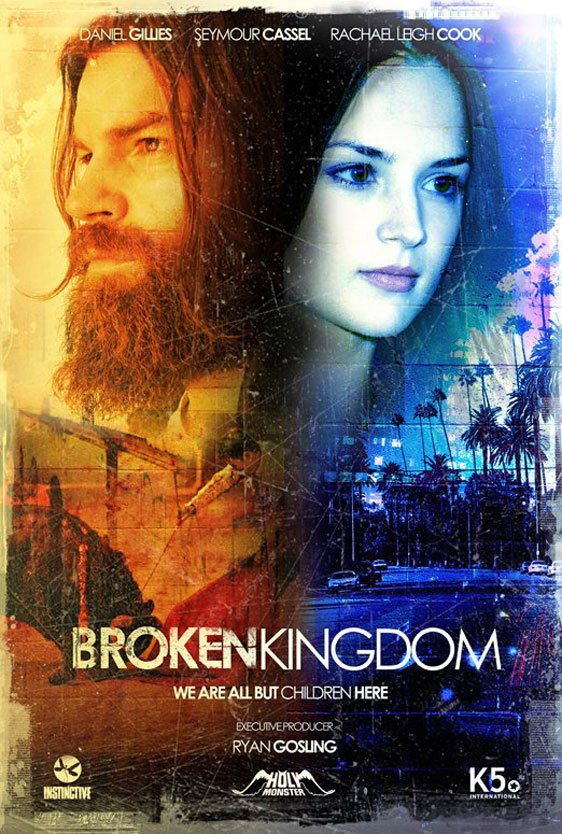 Broken Kingdom Poster