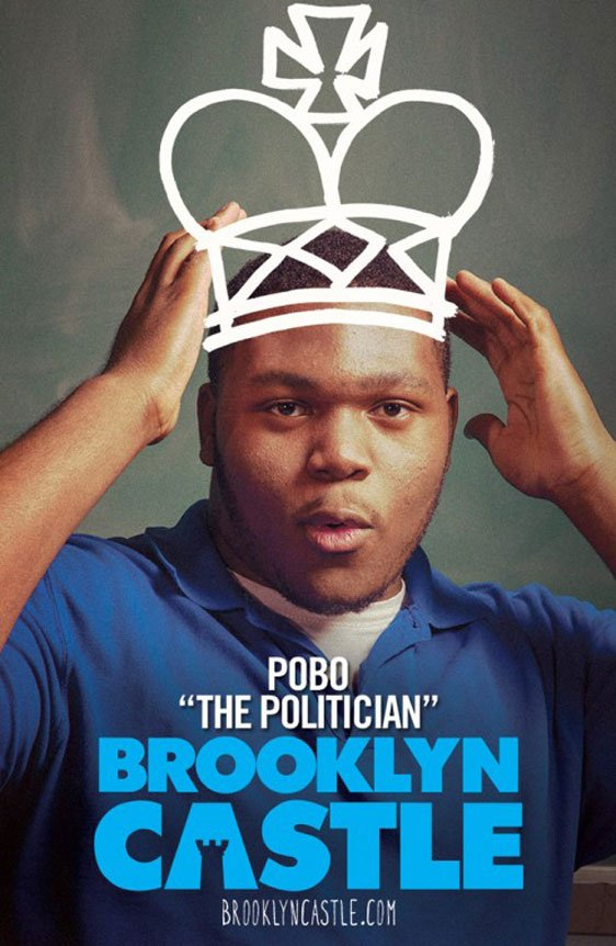 Brooklyn Castle Poster