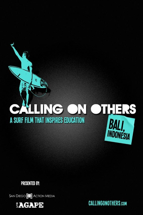 Calling on Others Poster