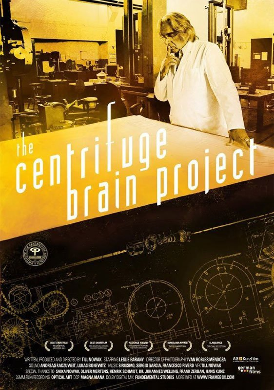 The Centrifuge Brain Project Poster
