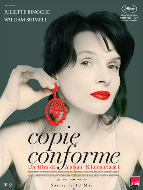 Certified Copy (Copie conforme) Poster
