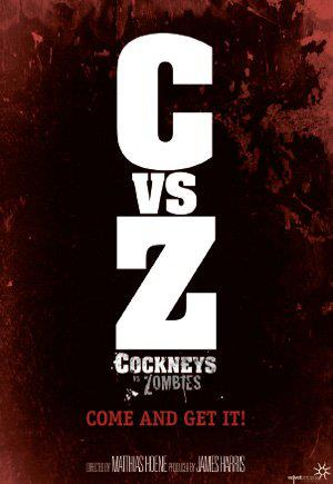 Cockneys vs. Zombies Poster