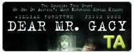 Dear Mr. Gacy: Trailer