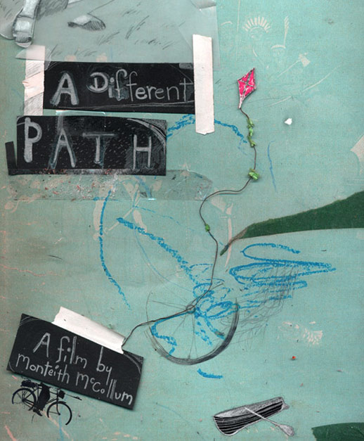 A Different Path Poster