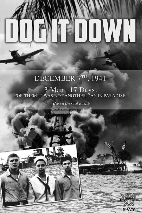 Dog It Down Poster