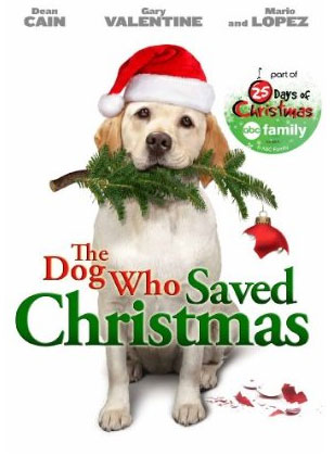 The Dog Who Saved Christmas Poster