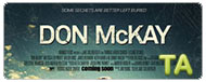 Don McKay: My Name is Don McKay