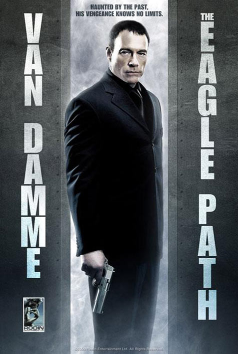 The Eagle Path Poster