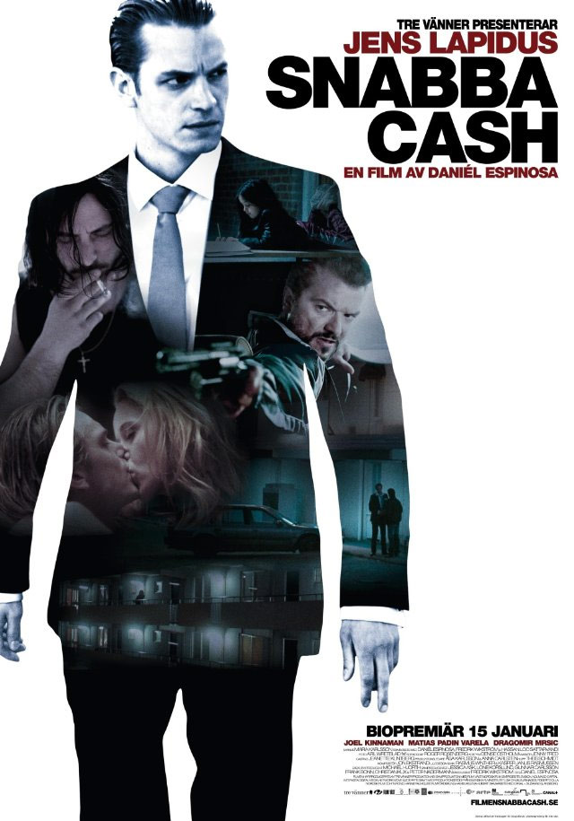 Easy Money (Snabba Cash) Poster