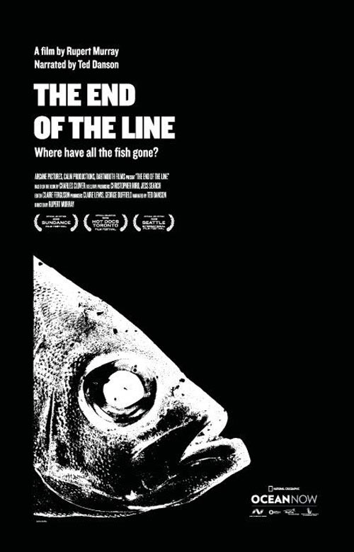 End of the Line Poster