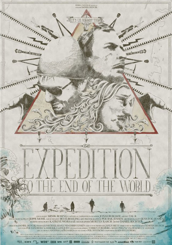 The Expedition To The End Of The World Poster