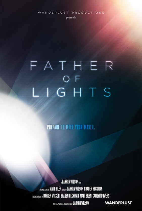Father of Lights Poster