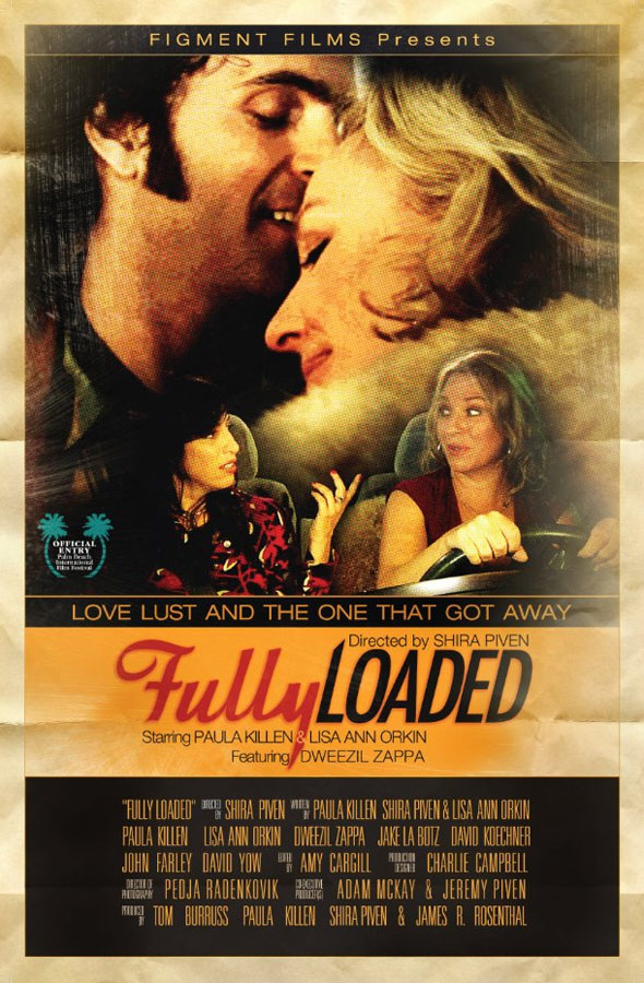 Fully Loaded Poster
