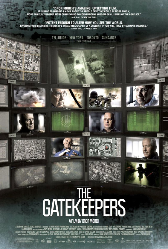 The Gatekeepers Poster