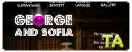 George and Sofia: Trailer