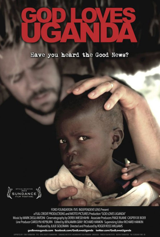 God Loves Uganda Poster