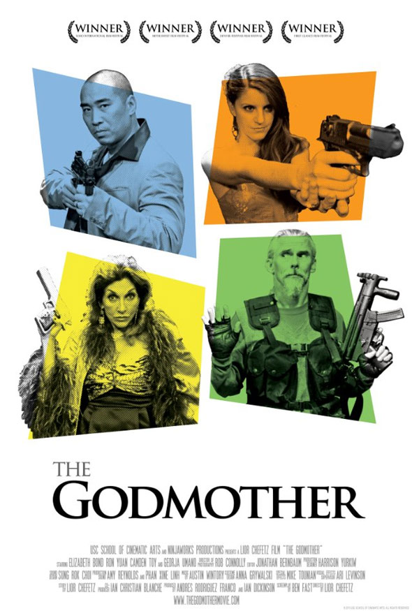 The Godmother (2010) Poster