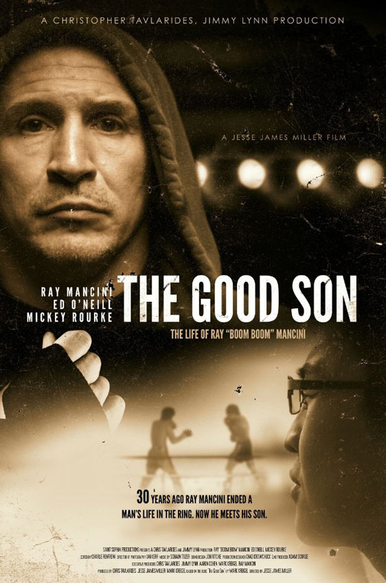 The Good Son: The Life of Ray Boom Boom Mancini Poster