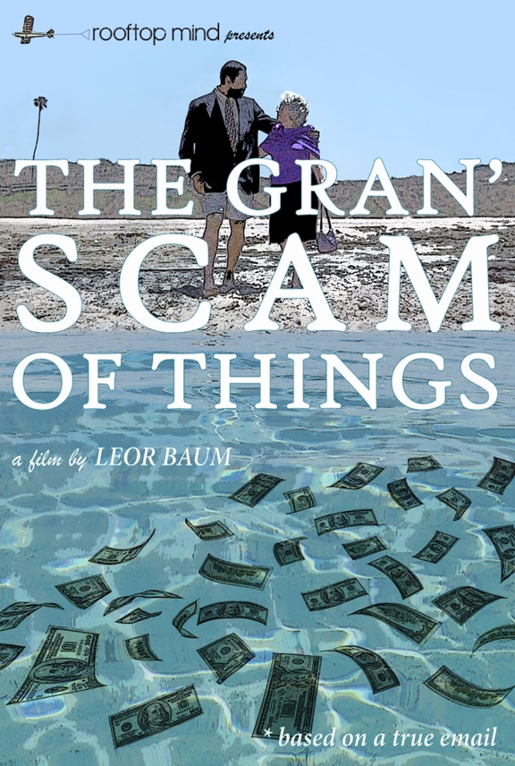 The Gran' Scam of Things Poster
